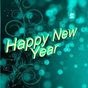 Happy New Year - Resolutions - Senior Home Care - Neighborly Home Care