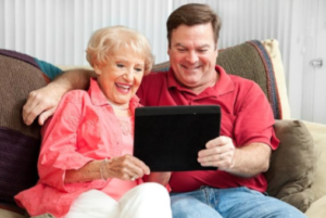 Home Care Provider Bryn Mawr Attempting Long-Distance Senior Care
