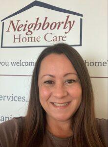 Neighborly Home Care Hires Agency Director, Amy Fibelkorn